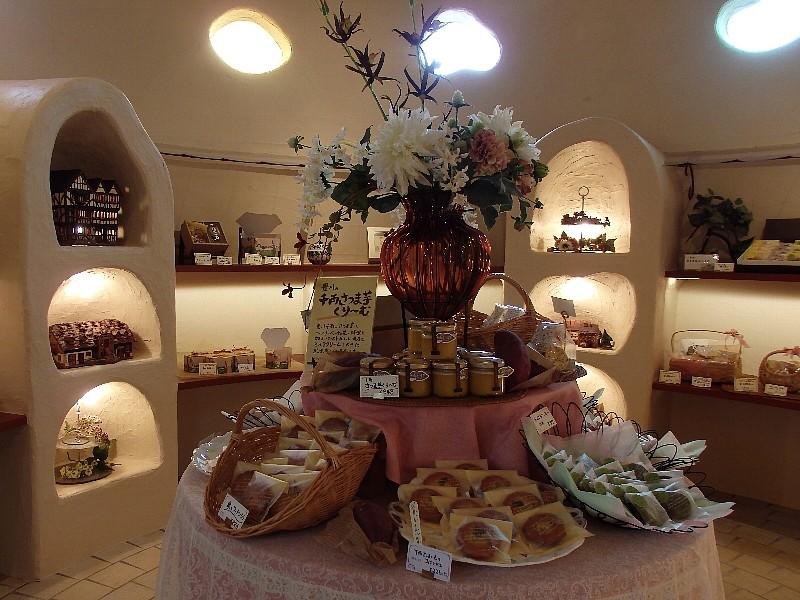 まるでジブリ!愛知県にあるハチミツ専門店「さんぽ道」