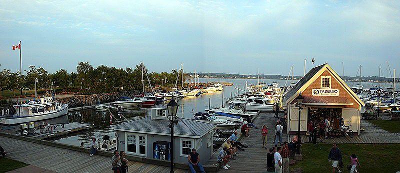 カナダのプリンス・エドワード島シャーロットタウンおすすめ観光スポット&人気レストラン6選