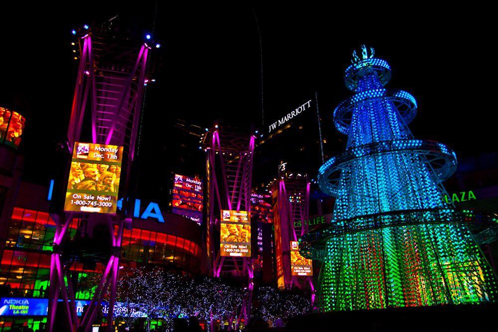 ロサンゼルス観光で行くべきエンターテインメントスポット6選!グラミー賞授賞式の会場も!