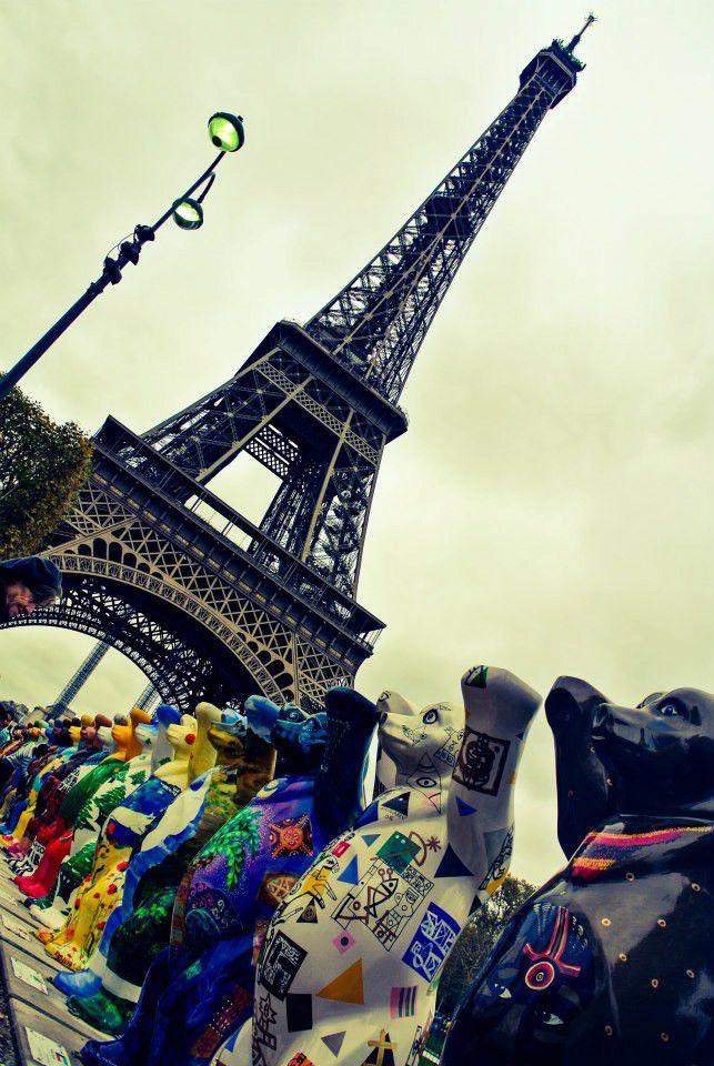 フランス・パリ超定番観光スポット5選!パリ旅行初心者向け街ガイド