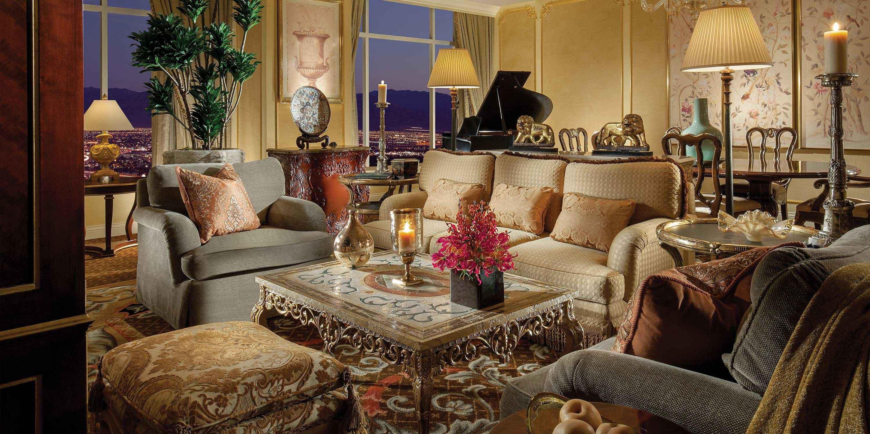 ラスベガスの人気ホテル「ザ・ベネチアン」徹底解剖!ゴージャス館内へいざ潜入