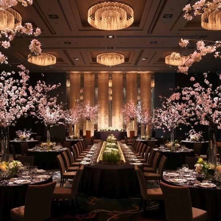 東京でホテルウエディングにぴったりのホテル2選!洗練された上質のサービスが魅力的