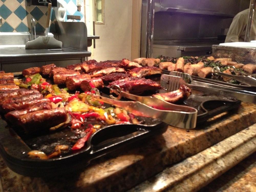 ラスベガス名物バフェ!各国料理で彩られるおすすめBuffetレストラン5選