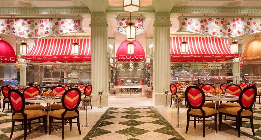 ラスベガスといえばバフェ!雰囲気抜群な人気バフェ・レストラン6選