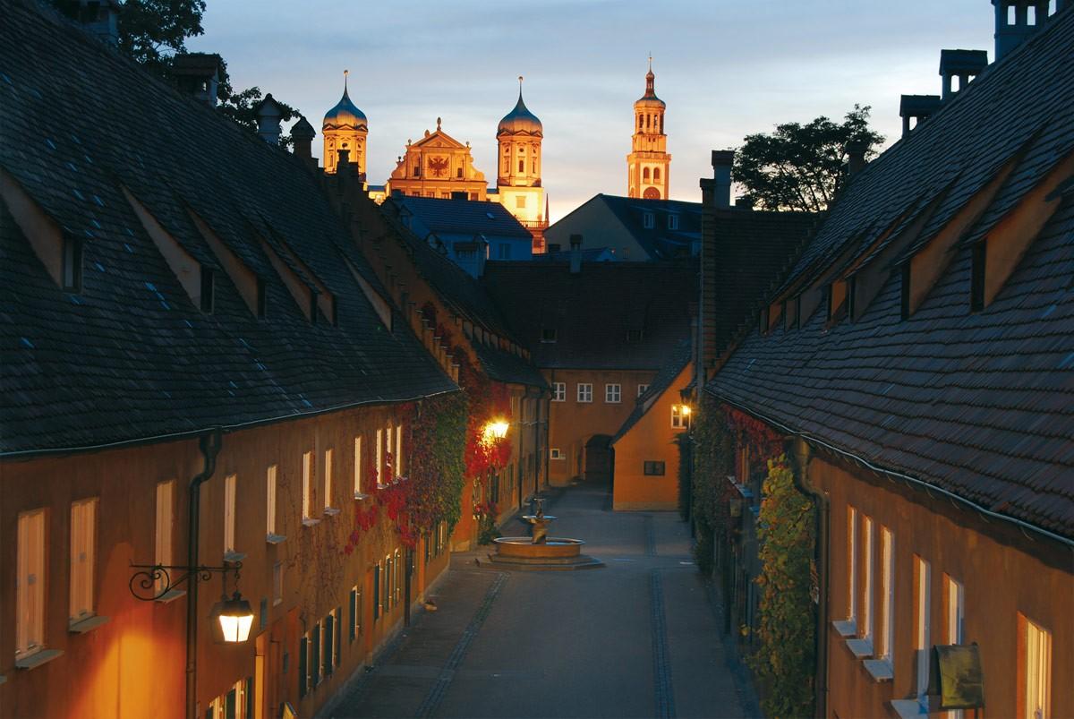 ドイツ・アウクスブルクで古代ローマの足跡をたどる観光スポット5選