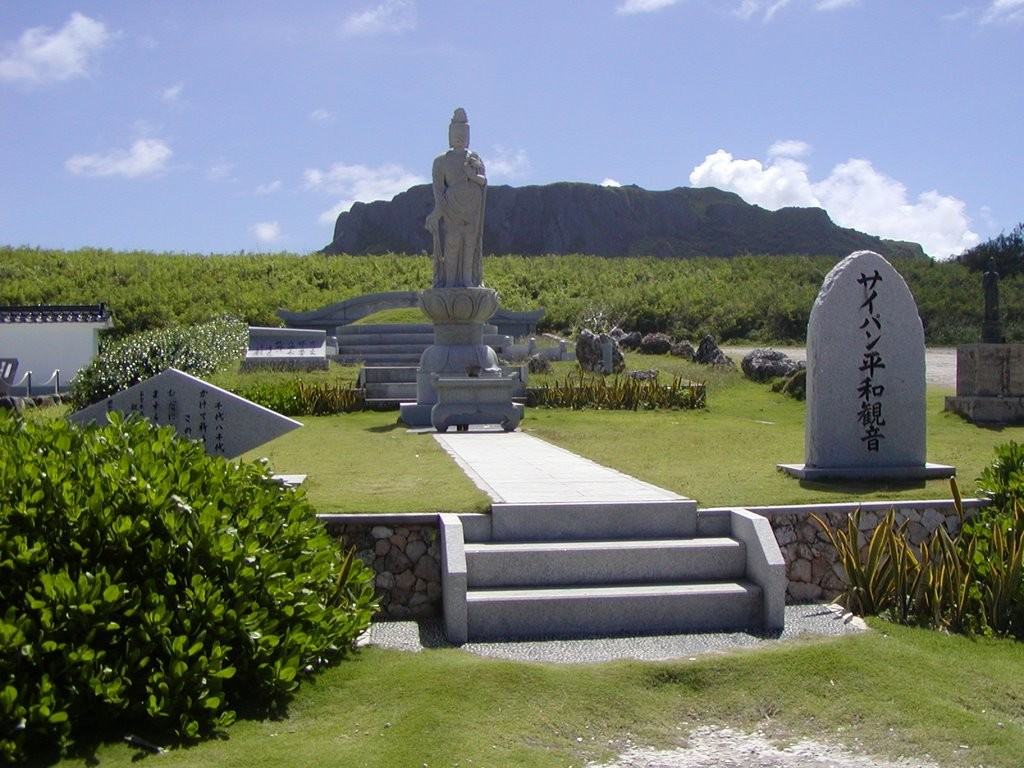 サイパン島で太平洋戦争の歴史を感じる観光スポット6選!刑務所や神社も!