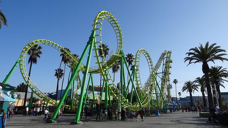 ロサンゼルス観光にナッツベリーファームへ!人気アトラクション6選