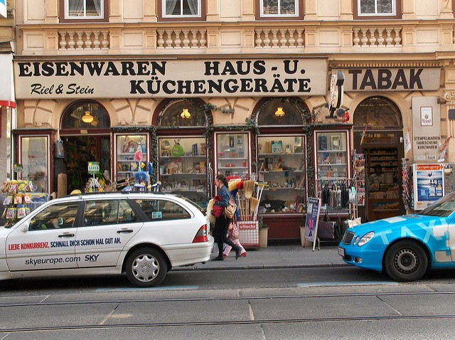 オーストリア・ウィーンのおすすめショッピングスポット5選!楽しくお買い物♪