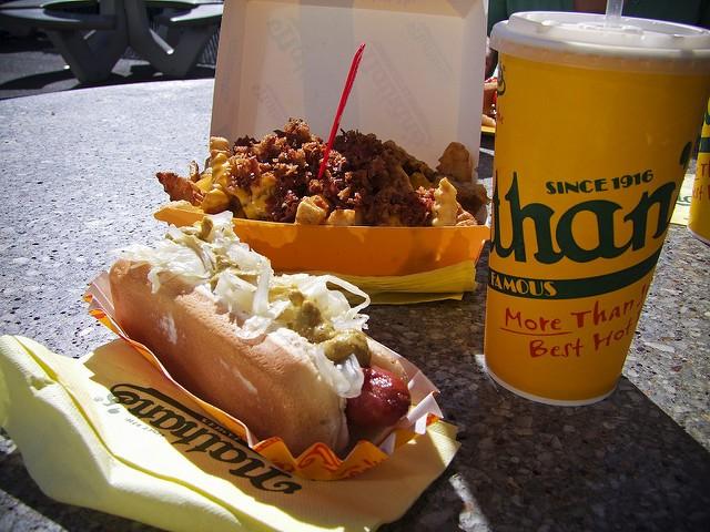 ラスベガスの人気ファストフード店6選!ハンバーガーに中華料理、スイーツも!