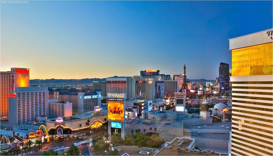 まるで一つの巨大な街!?ラスベガスのおすすめ大型ホテル5選