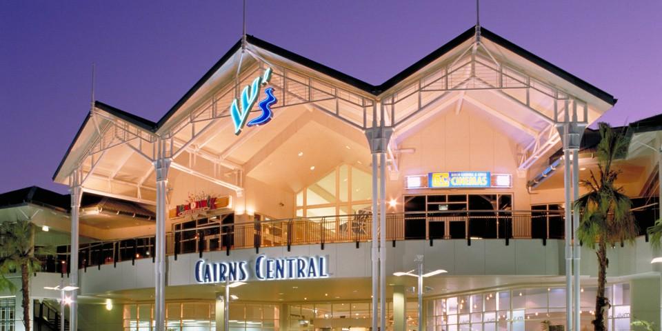 オーストラリア・ケアンズ駅隣接ショッピングセンター「ケアンズ・セントラル」大特集