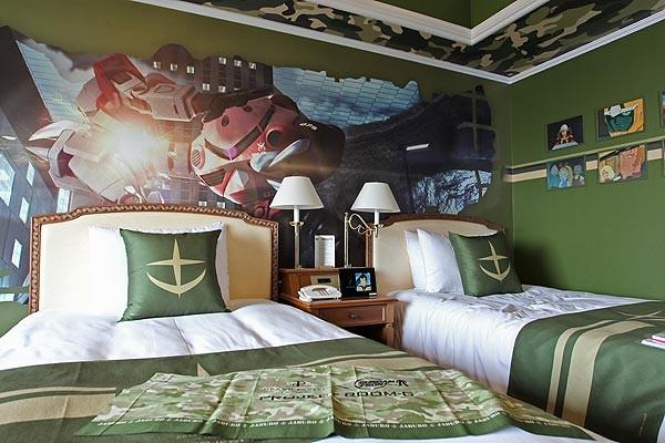 日本国内の面白いホテル3選!アイスホテルやキャラクター部屋も【お台場・新宿・北海道】
