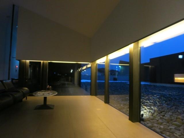 【函館】1日7組限定!有名建築家が手がけた高級ホテル「江差旅庭 群来」特集
