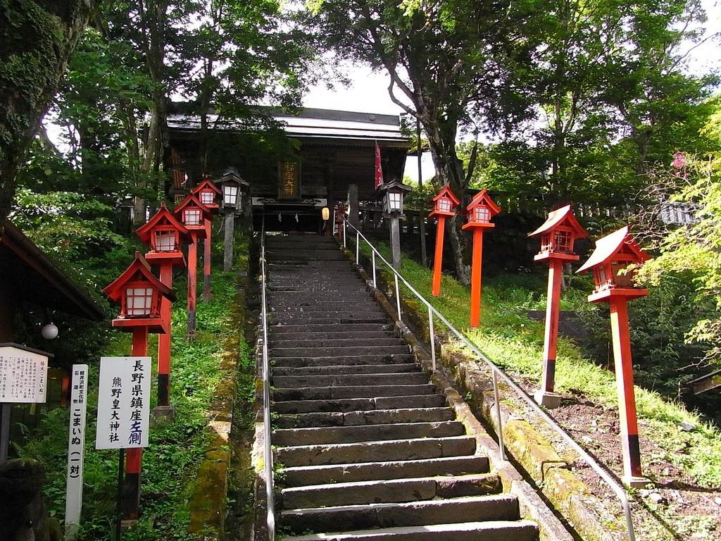 【軽井沢】ご利益に期待!観光にもおすすめパワースポット人気5選