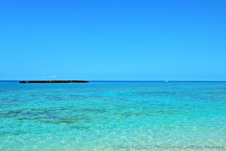 沖縄の秘島・水納島でシュノーケリング&ダイビング!珊瑚礁と珍魚に出会えるスポット