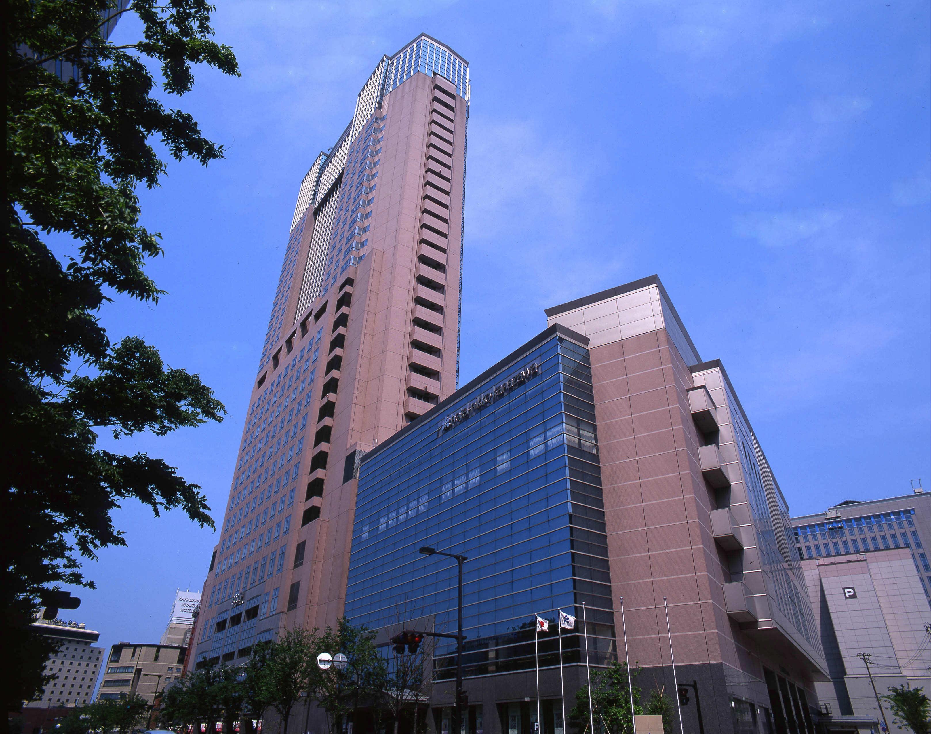 金沢市内中心地にある定番ホテル人気5選!金沢観光をアクセス良く便利に!