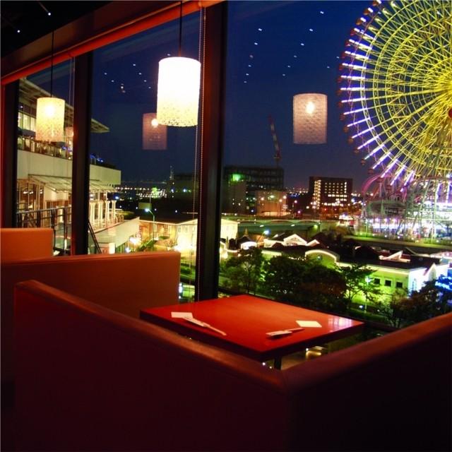 横浜みなとみらいクイーンズスクエアおすすめ人気レストラン3店
