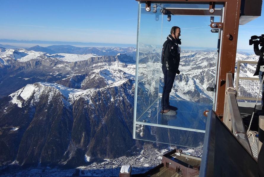 シャモニから行く観光スポット3選!アルプスの最高峰モンブランを展望台から眺めよう
