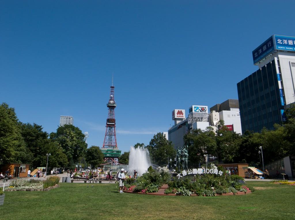 札幌観光の人気スポットおすすめ24選!ここに行けば間違い無しの鉄板観光スポットまとめ