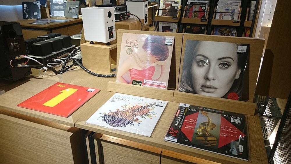 台湾最大級のレコード店、マニアックな品揃えも魅力的!