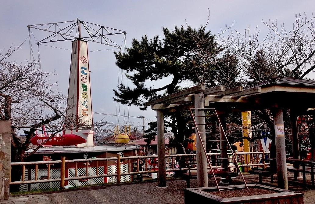 入園料無料!子連れに嬉しい函館公園「こどものくに」