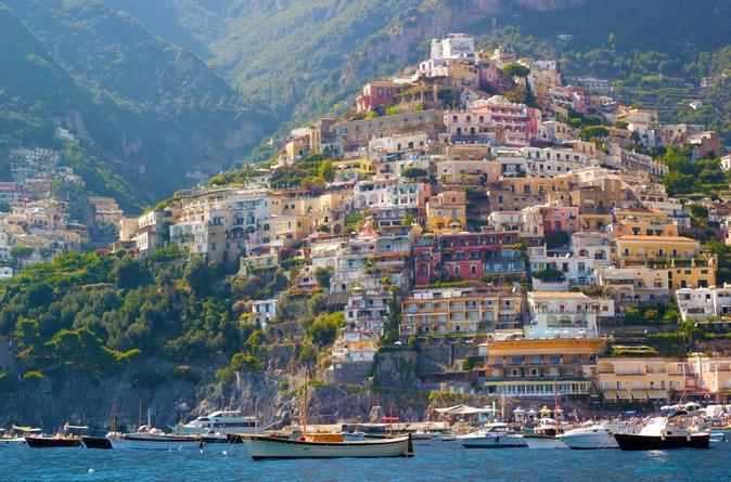 -南イタリア- サレルノから始めよう!アマルフィ海岸への旅【アクセス編】