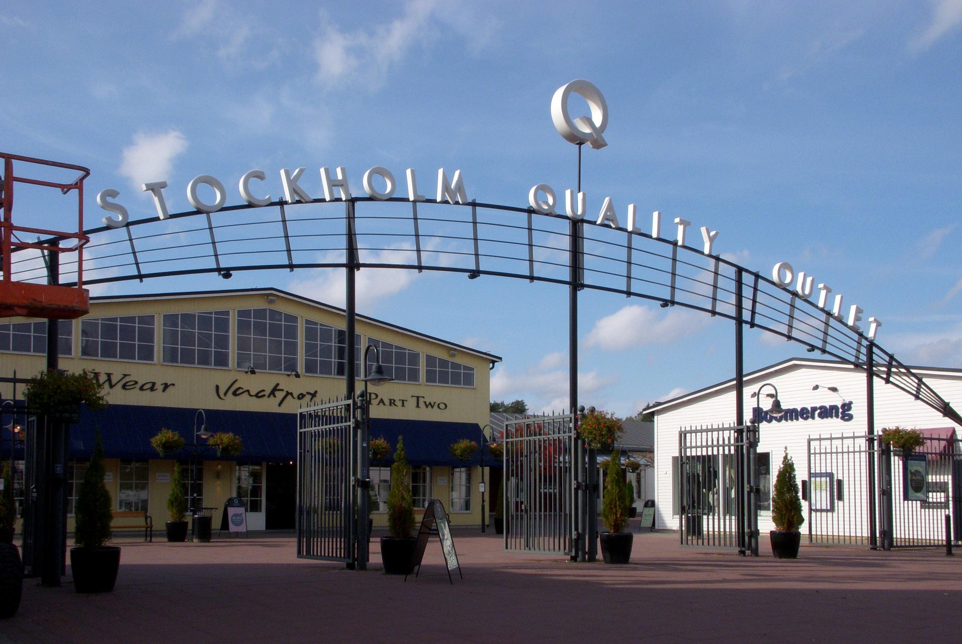 スウェーデン・ストックホルムでショッピング!ショッピングセンター&デパートで買い物♪