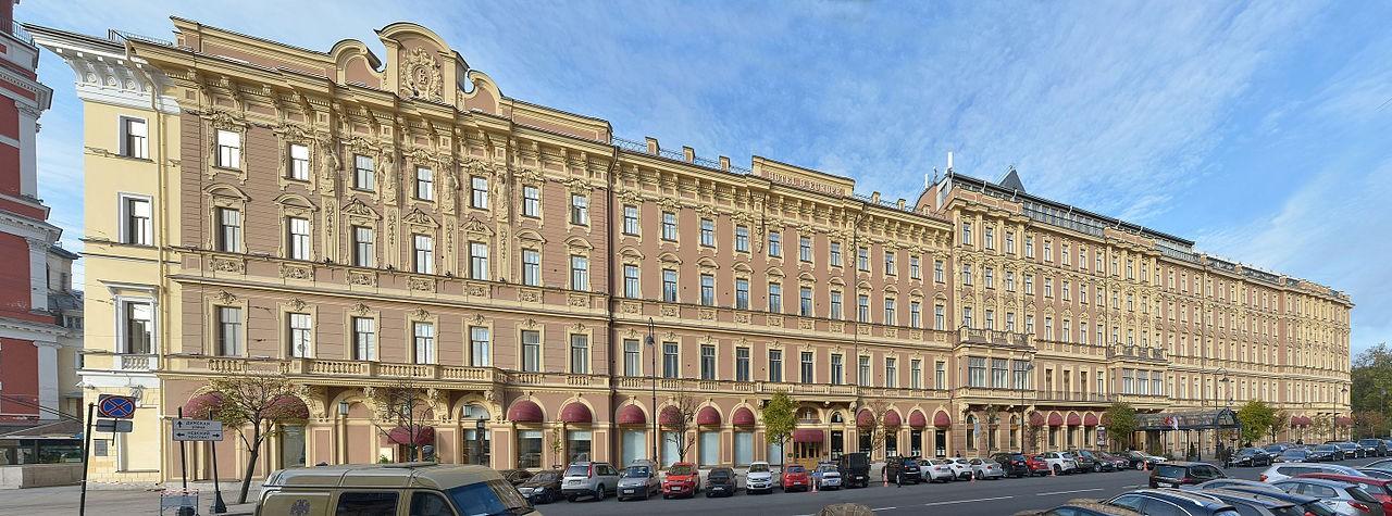 ロシア・サンクトペテルブルクおすすめ5つ星ホテル4選!格式高い名門ホテルで贅沢ステイ