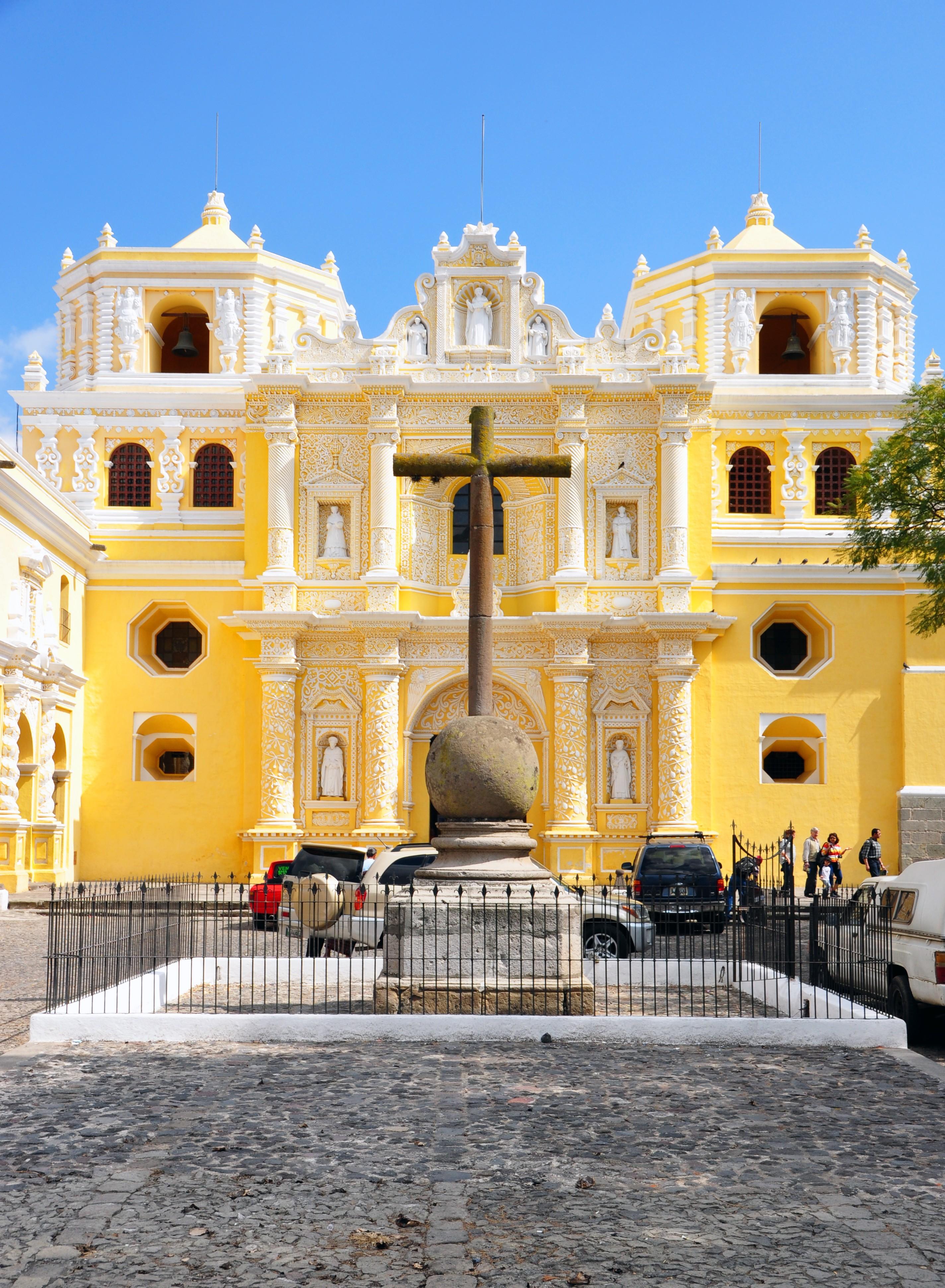 【グアテマラ】古都アンティグアのおすすめ観光スポット&街歩きガイド!
