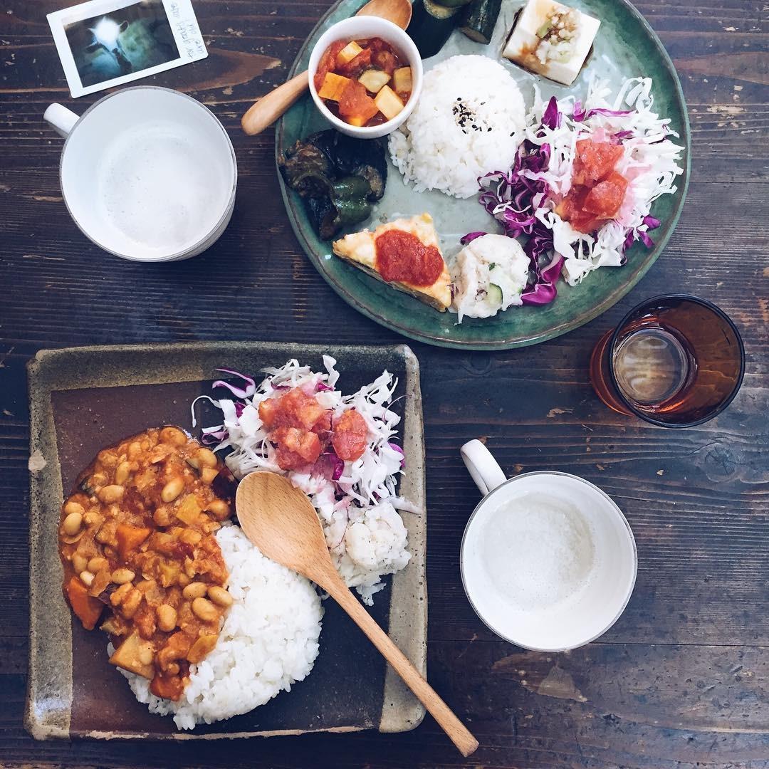下北沢・農民カフェでオーガニックランチを!有機野菜の購入も可能!