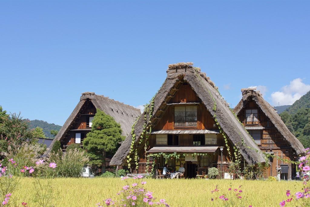 日本が誇る世界遺産!冬の「白川郷」で日本の美しさを堪能