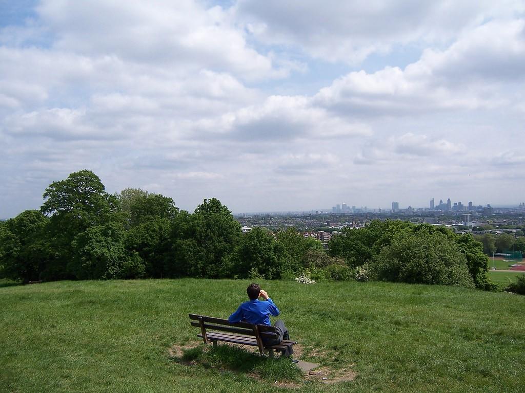 ロンドンで人気のハムステッド・ヒースを散策!名画も堪能できるロンドンっ子お気に入りの場所へ