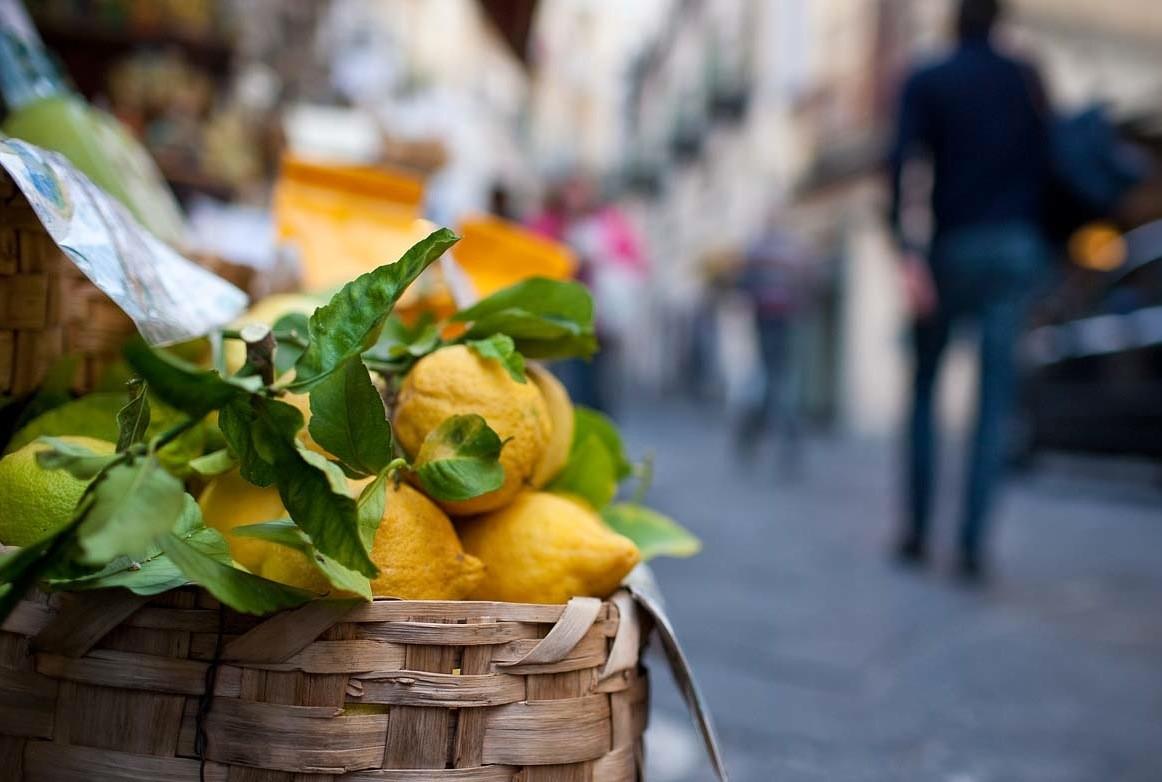 レモンの町 アマルフィで絶品レモンを満喫!《ドルチェ編》-Pasticceria Pansa-