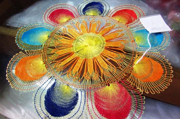 パラグアイ土産にニャンドゥティはいかが?可愛すぎる魅惑のレース編みとは