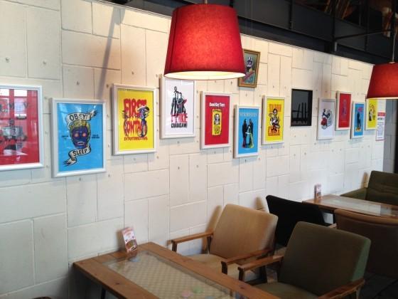漫画とアートのコラボレーションを楽しもう!吉祥寺「CAFE ZENON」