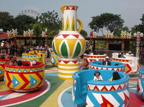 【インドネシア】日本人がまだ知らない、ジャカルタ巨大テーマパーク「アンチョール」大特集