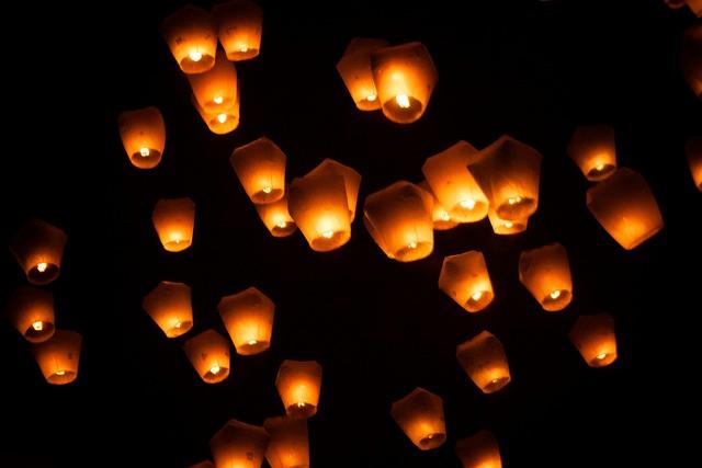 ラプンツェルの世界!世界のランタン祭りまとめ