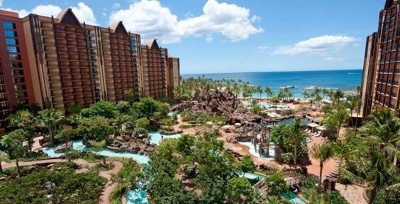 ディナーだけでもOK!宿泊せずにハワイのアウラニ・ディズニー・リゾートを体験しよう!