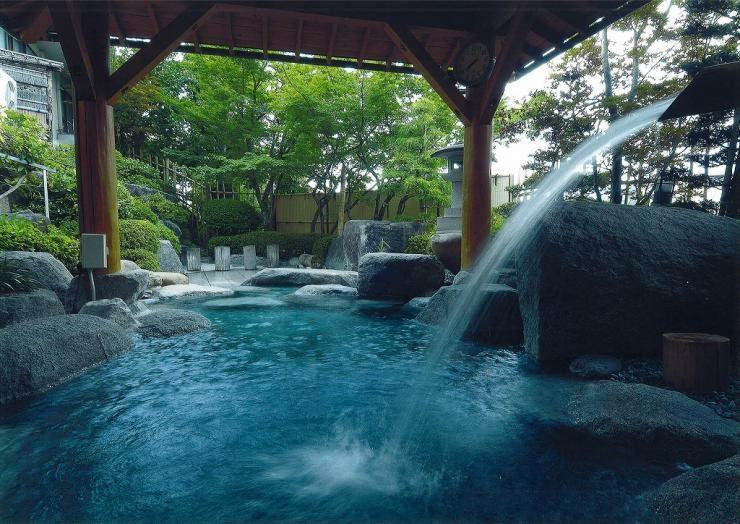 【山梨】絶対立ち寄りたい!はやぶさ温泉のここがすごい