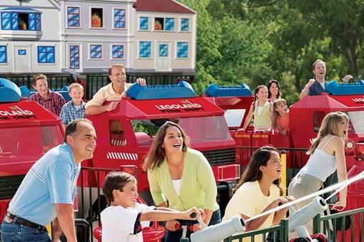 アメリカ西海岸の「レゴランド・カリフォルニア」で大人も子供も思いっきり楽しもう!