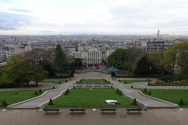 モンパルナスから路線バス96番でパリ観光!気分はすっかりパリジェンヌ