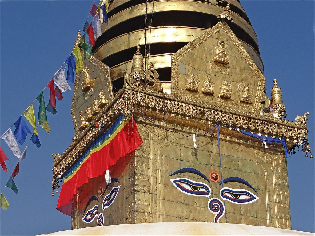 仏教とヒンドゥー教が共存!ネパール神秘の地・カトマンズの谷