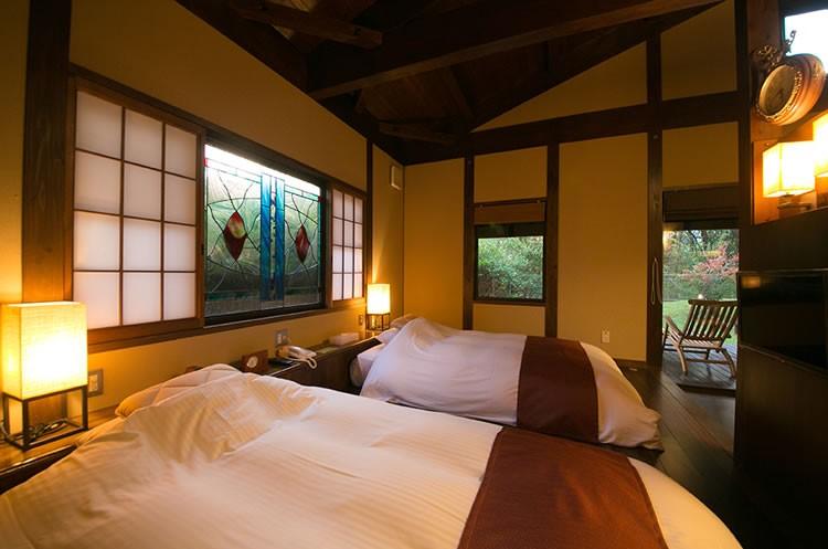 星空が美しい!大分県竹田市にあるリゾートホテル「フリューゲル久住」