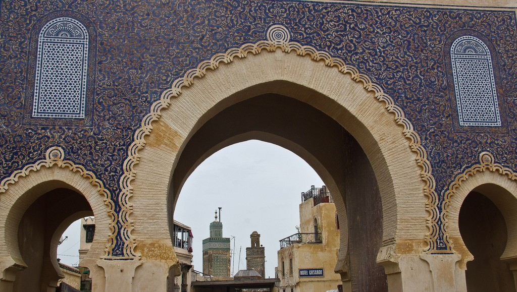 あえて迷い歩くのもおもしろい!?モロッコの迷宮都市、フェスの旧市街