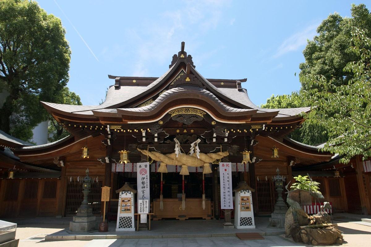 昼間も魅力溢れる!福岡・中州エリアの観光スポット6選