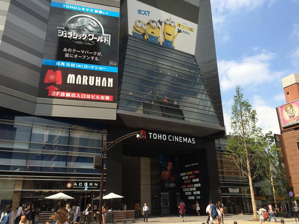 新宿で映画を見るならココ!主要な映画館5選