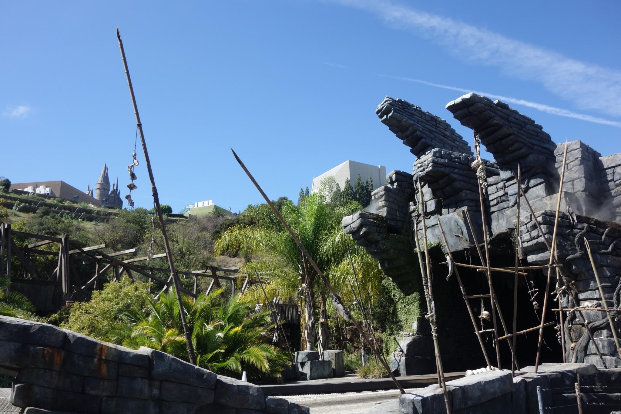 スリル満点!ユニバーサルスタジオ・ハリウッドの3D&4Dアトラクション
