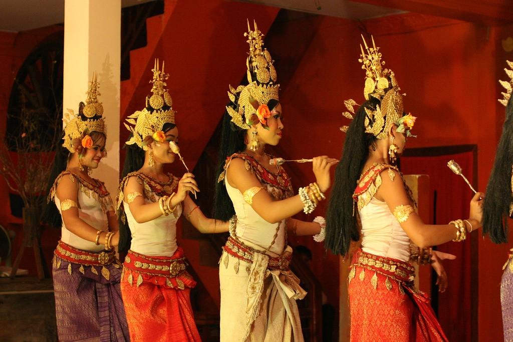 カンボジア伝統舞踊アプサラダンスを楽しむなら!おすすめレストラン5選