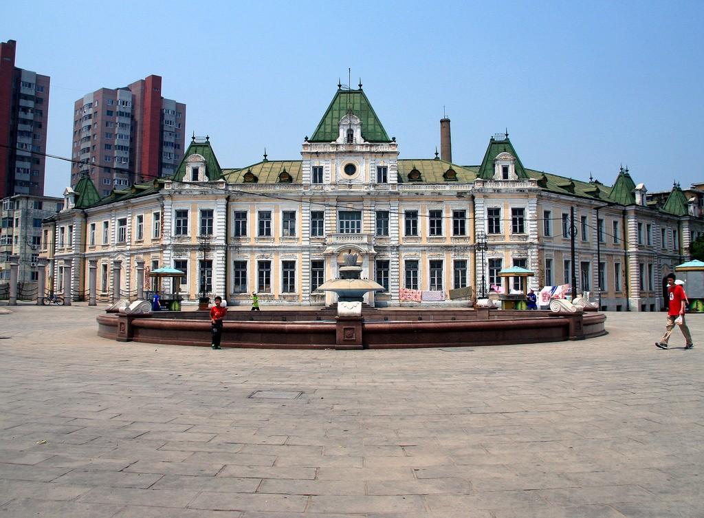 【中国・大連】かつて多くのロシア人が住んでいたロシア風情街を散策しよう