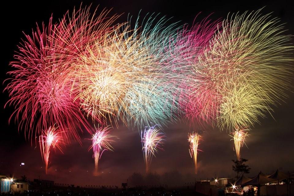 2016年北海道のおすすめ花火大会で短い夏を楽しもう!